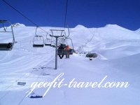 Wintererholung in Bakuriani