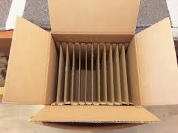 caja para vajilla mudanza economica