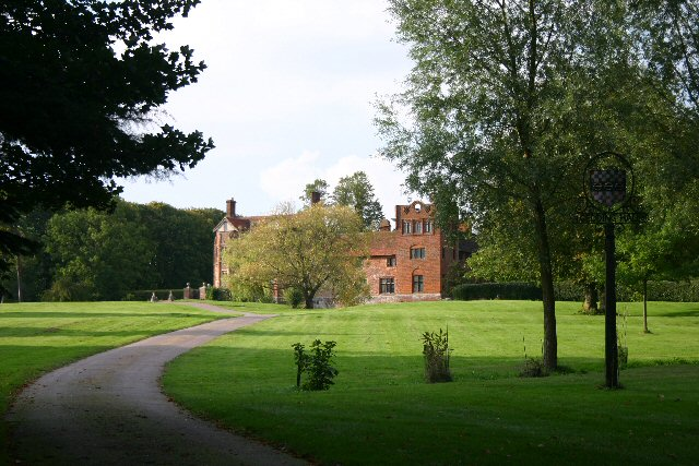 Gedding Hall in all its glory