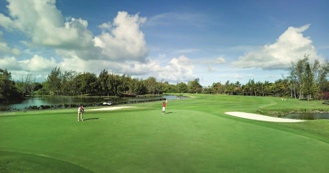 Mauritius Golf Turu