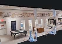 Map and Geography Exhibits