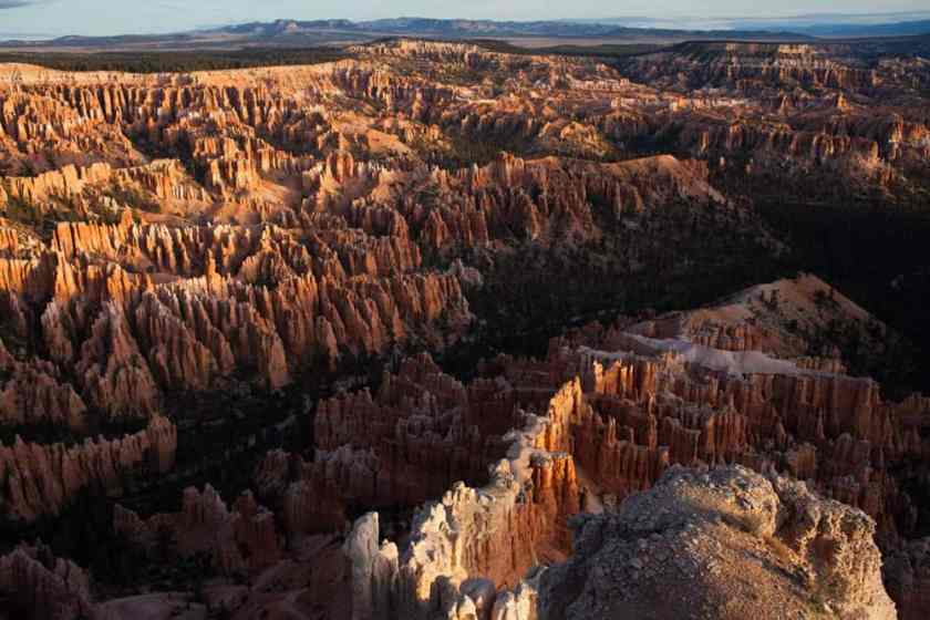 Bryce Amphitheater. Photo: Peter Densmore, Bryce Canyon NPS, public domain.
