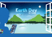 2020 Earth Day Marks the 50th Anniversary