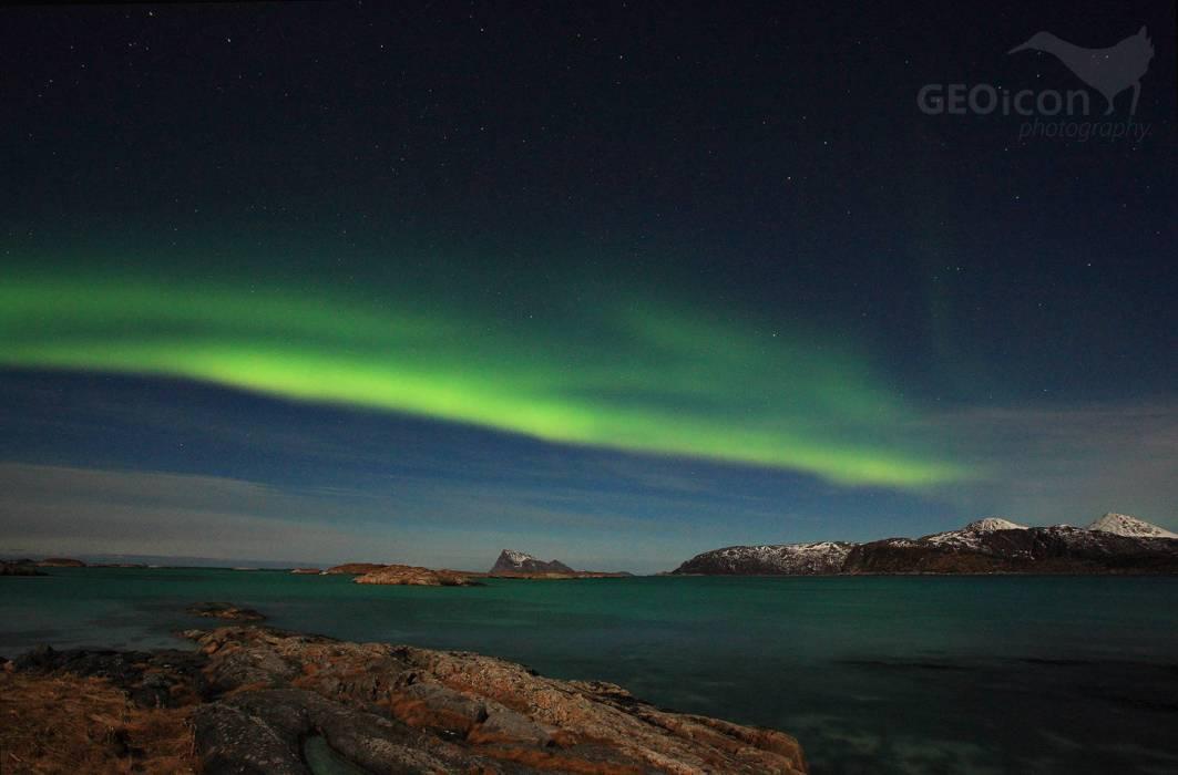 Kvaloya island, Norway