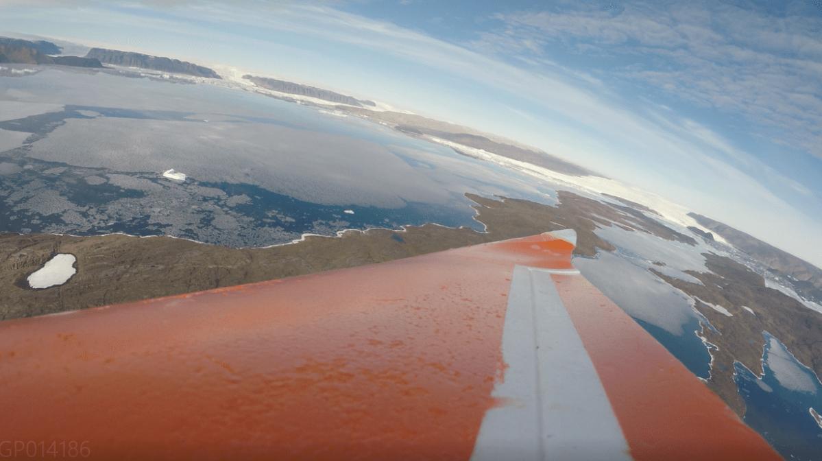 Autonome Fixed-Wing-Drohne für Wettermessungen