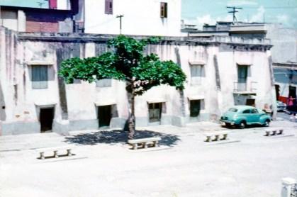 Calle San Sebastián - Plaza San Jose (1954)