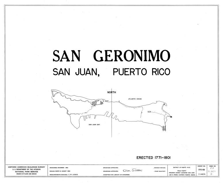 San Geronimo SHEET 00