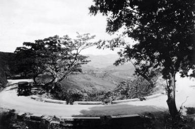 Carretera Central - tramo Caguas a Cayey (c. 1917)