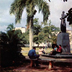 Founded in 1903, the University is the focal point of the island's culture. It is also internationally important as a meeting ground of Latin American and North American cultures.