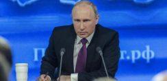 Wladimir Putin / Quelle: Pixabay, lizenezfrei Bilder, open library: https://pixabay.com/de/putin-politik-der-kreml-russland-2847423/