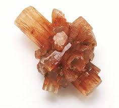 Aragonit kristallgrupp, Marocko