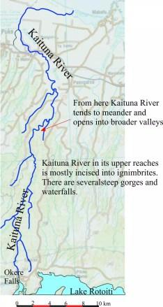 Kaituna map