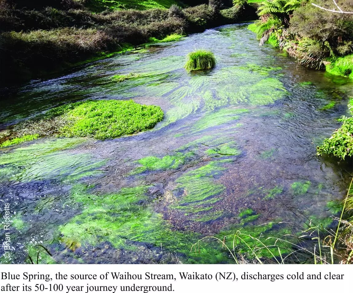 springs and seeps | geological digressions