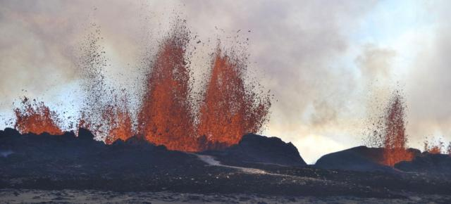 Chasing the volcano-GeologyPage