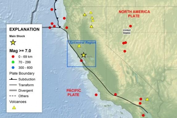 2014 Napa earthquake continued-GeologyPage