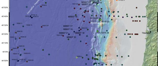 Subduction zone earthquakes -GeologyPage