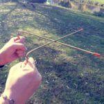 l-rods dowsing