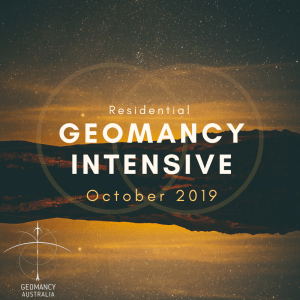 geomancy workshop