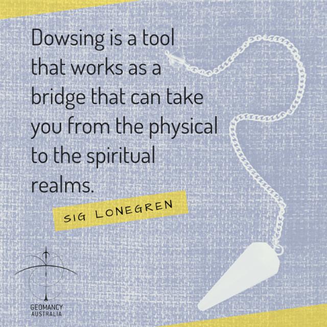 Dowsing pendulum