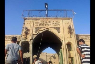 Ислямистите рушат исторически обекти, за да се финансират