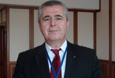 The director of FIG Congress in Istanbul in 2018 Prof. Ercan: There is no unemployed surveyours in Turkey