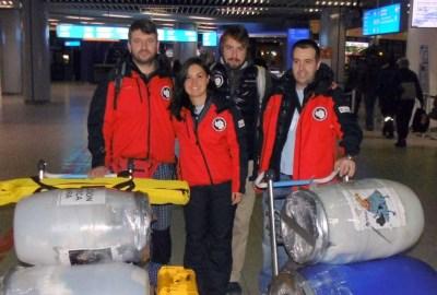 Още две групи полярници потеглиха към Антарктида