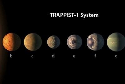 Откритието на НАСА – седем екзопланети подобни на Земята