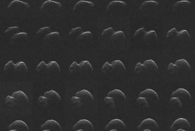 Заснеха близко преминаващият астероид 2014 JO25