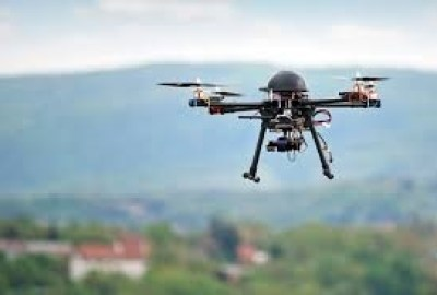 Китайска компания ще изгражда инфраструктура за доставки чрез дрони