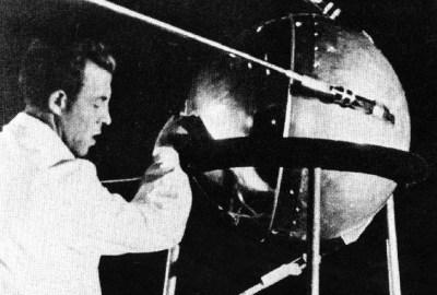 62 години от изстрелването на първия сателит