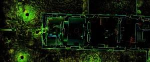 Plan des intérieurs