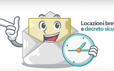 Locazioni brevi: in vigore l'obbligo di segnalazione degli inquilini entro le 24 ore