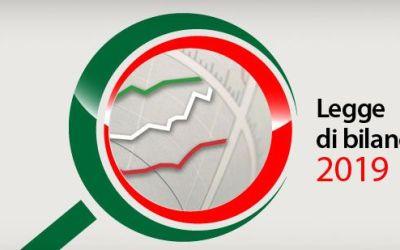 Pubblicata in Gazzetta la Legge di Bilancio 2019, ecco le principali novità che riguardano le detrazioni fiscali nell'edilizia