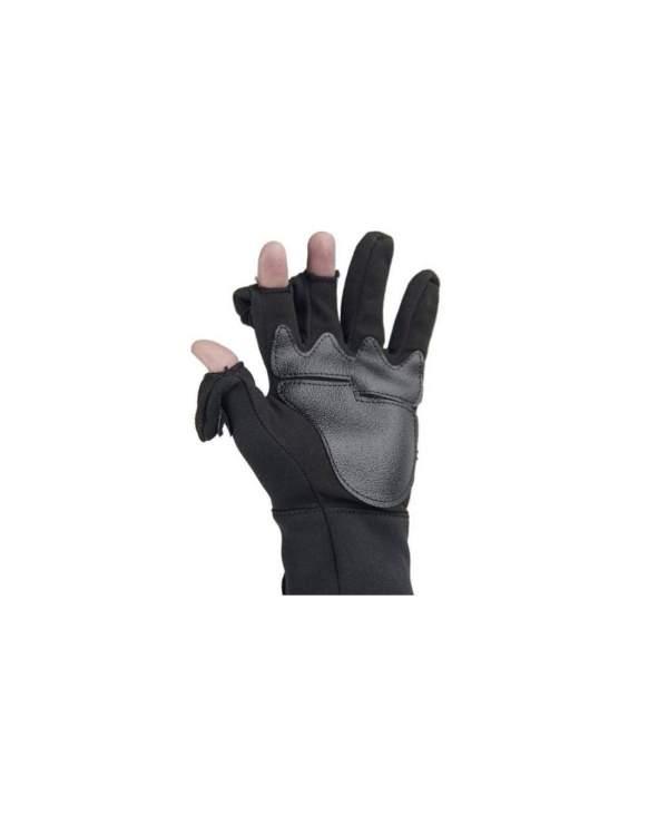 miltec neoprene amaro black gloves