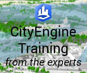 CityEngine Training from the experts