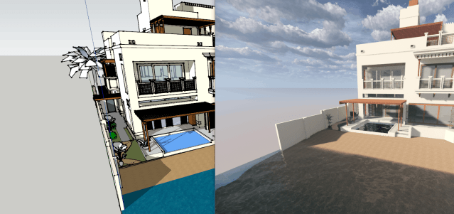 Enscape (for SketchUp): First impressions - GeoPlanIT