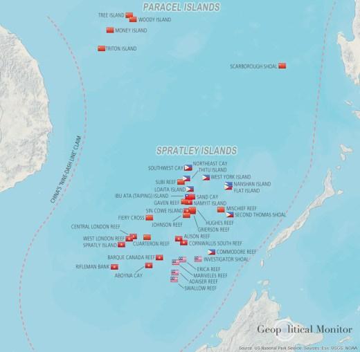 South China Sea Dispute: Taiwan | Geopolitical Monitor
