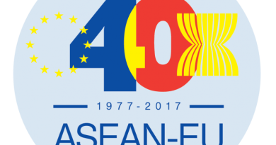 ASEAN 50 + EU 60 = 40 years of cooperation