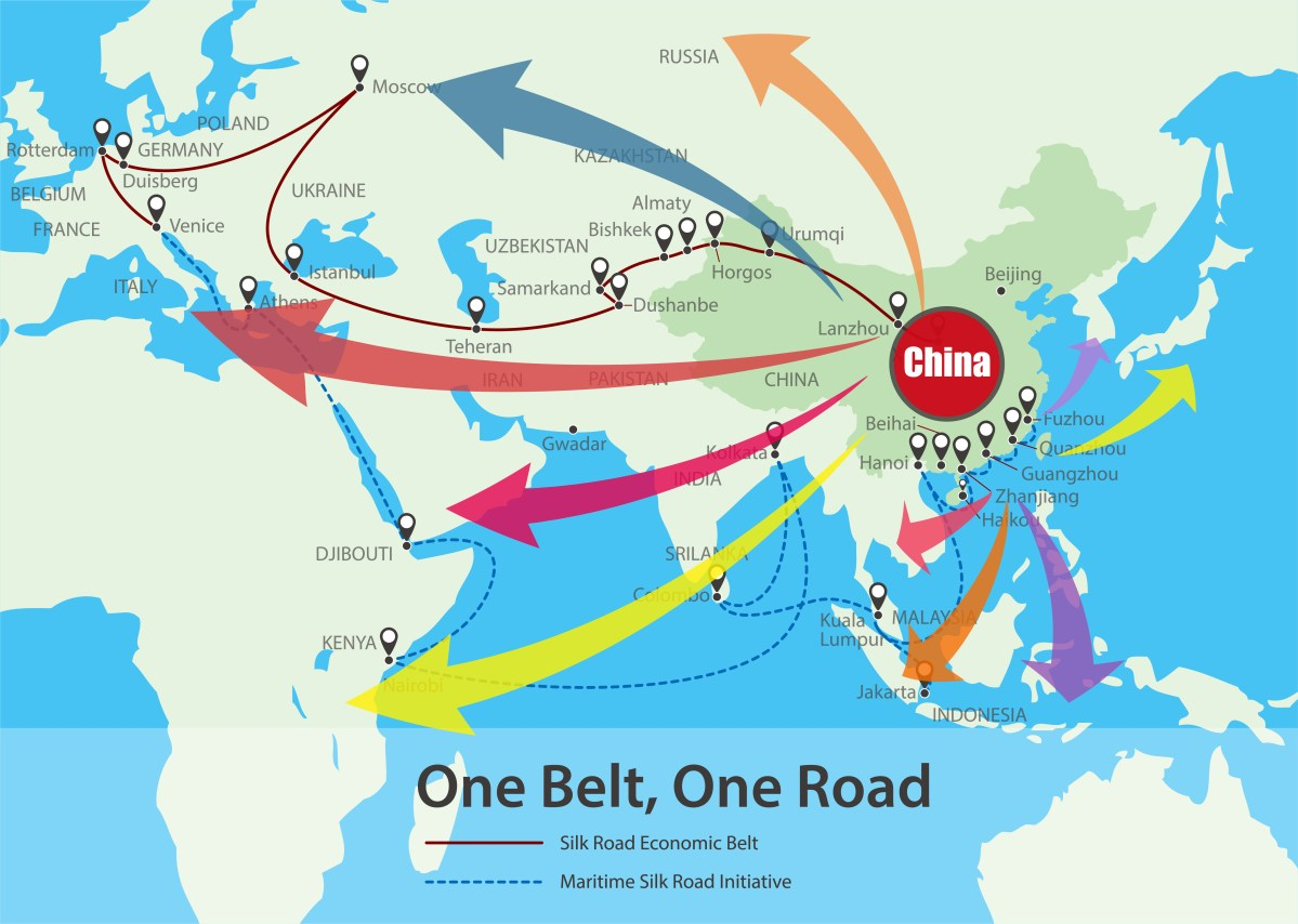 Five Issues Worth Noticing On The One Belt One Road Initiative Pageo Geopolitical Institute