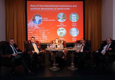 16+1 csúcs és a PAGEO konferenciája a televízióban
