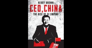 Kerry Brown: CEO, China. The Rise of Xi Jinping. (könyvismertető)
