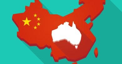 Kínai befolyás Ausztráliában
