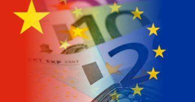 EU-China Trade – On Land, Seas and Air – Infographic