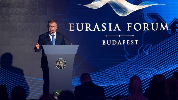 Budapest Eurasia Forum 2020 E-Conference