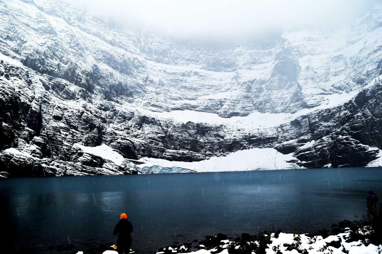 Iceberg Lake | GEOPOSTINGS