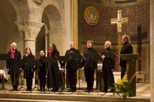 Cantus Amabilis beim Konzert in Bad Reichenhall (Foto: W. Amminger)