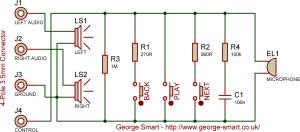 Iphone Headset Circuit Diagram  Somurich