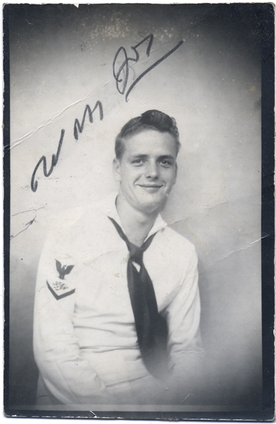 Jim in uniform