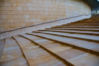Guggenheim steps