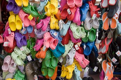 color shoes